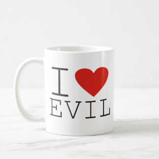 I love evil despicable me mug