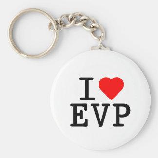 I love EVP Key Ring