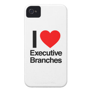 i love executive branches iPhone 4 Case-Mate case