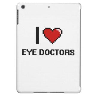 I love Eye Doctors iPad Air Covers