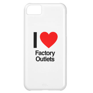 i love factory outlets iPhone 5C case