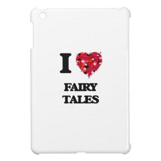 I Love Fairy Tales iPad Mini Cover