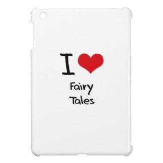 I Love Fairy Tales iPad Mini Covers