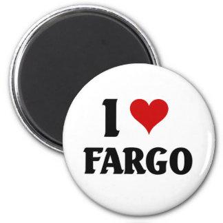 I love Fargo Magnet