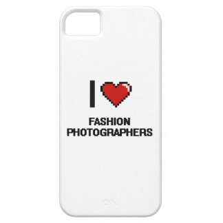I love Fashion Photographers iPhone 5 Cover