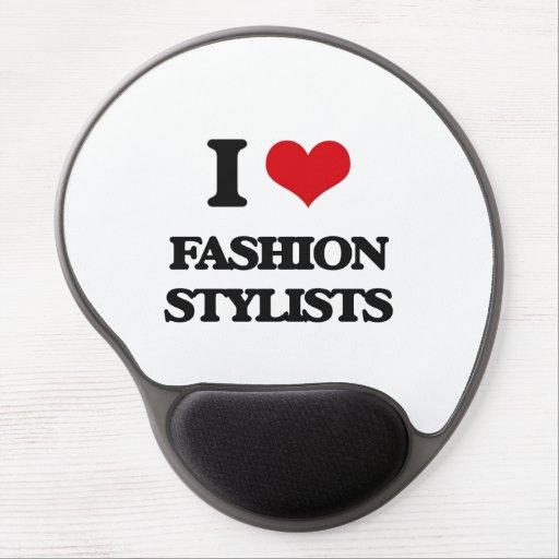 I love Fashion Stylists Gel Mousepad
