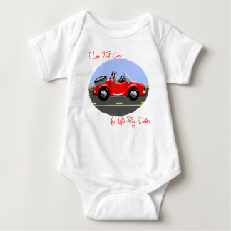 I Love Fast Cars And Wid Play Dates Tshirt