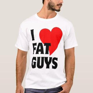 I Love Fat Guys T-Shirt
