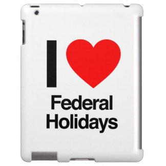 i love federal holidays