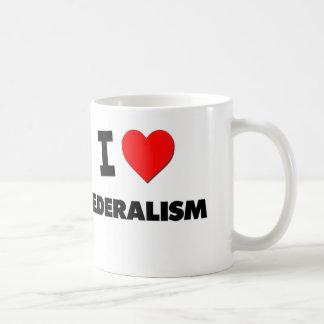 I Love Federalism Coffee Mug
