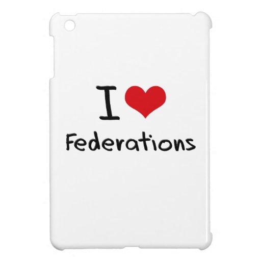 I Love Federations Case For The iPad Mini