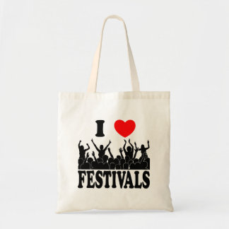 I Love festivals (blk)