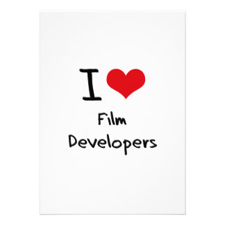 I Love Film Developers Announcements