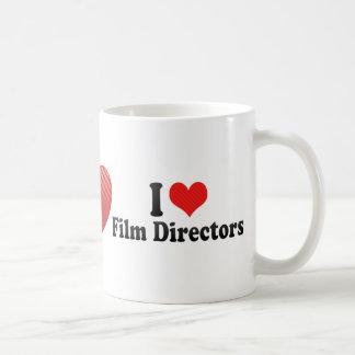 I Love Film Directors Mug