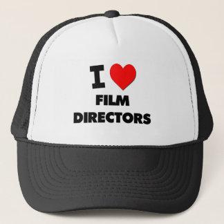 I Love Film Directors Trucker Hat