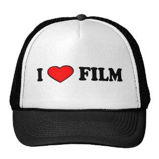 i love film hat