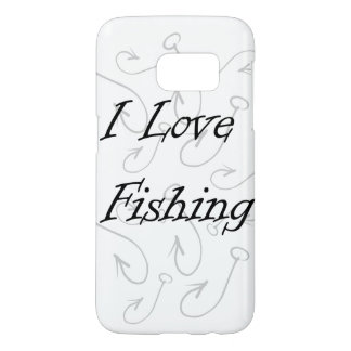 I Love Fishing Phone case