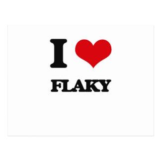 i LOVE fLAKY Post Cards