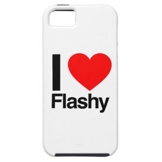 i love flashy tough iPhone 5 case