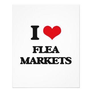 i LOVE fLEA mARKETS Personalized Flyer