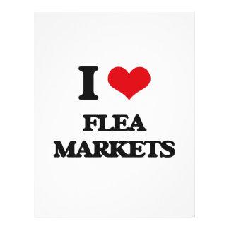i LOVE fLEA mARKETS Flyer