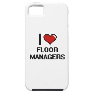 I love Floor Managers iPhone 5 Cover