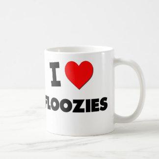 I Love Floozies Coffee Mug