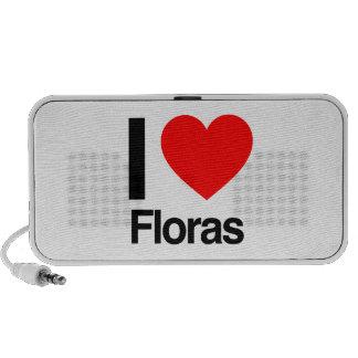 i love floras iPhone speaker