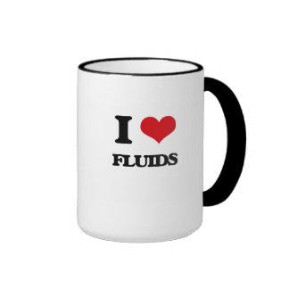 i LOVE fLUIDS Coffee Mug