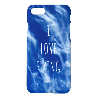 I love Flying Case For Apple iPhone 7