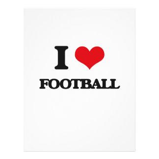 i LOVE fOOTBALL Flyer