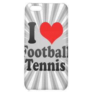 I love Football Tennis iPhone 5C Cover