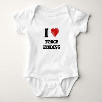 I love Force Feeding Baby Bodysuit