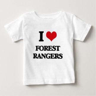 I love Forest Rangers Tshirt