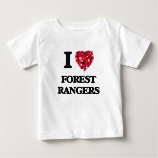 I love Forest Rangers T-shirts
