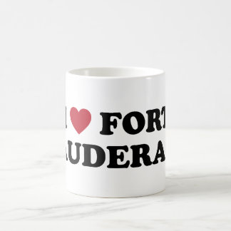 I Love Fort Lauderdale Florida Coffee Mug