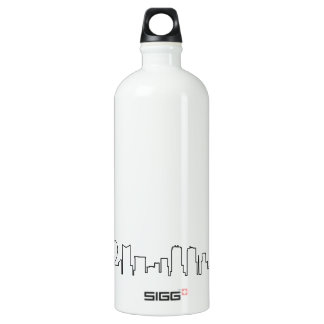 I love Fort Worth in an extraordinary ecg style SIGG Traveller 1.0L Water Bottle