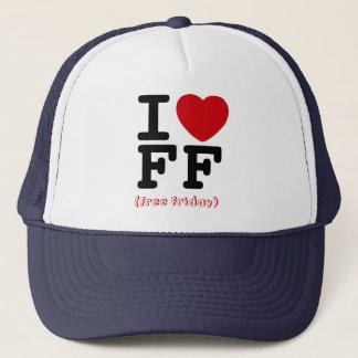 I love Free Friday Hat