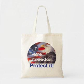 I LOVE FREEDOM ProBag Tote Bag