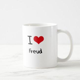 I Love Freud Mug