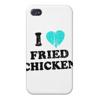 I Love Fried Chicken Case For The iPhone 4