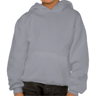 I Love Fried Chicken Hooded Pullover