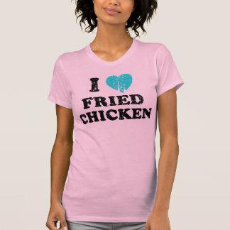 I Love Fried Chicken Tank Tops