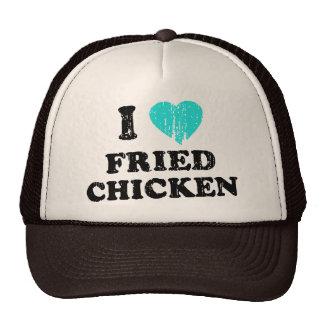 I Love Fried Chicken Trucker Hat