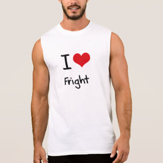 I Love Fright Tshirts