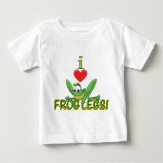 I Love Frog Legs! Baby T-Shirt