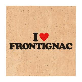 I LOVE FRONTIGNAC COASTER