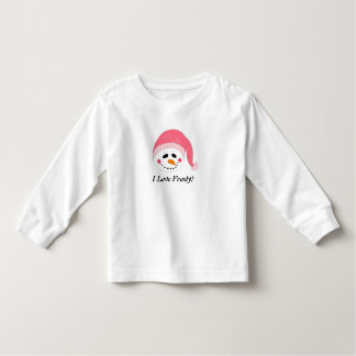 I Love Frosty! Toddler T-Shirt