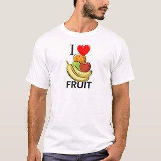I Love Fruit T-Shirt