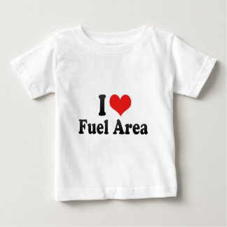 I Love Fuel Area T Shirt